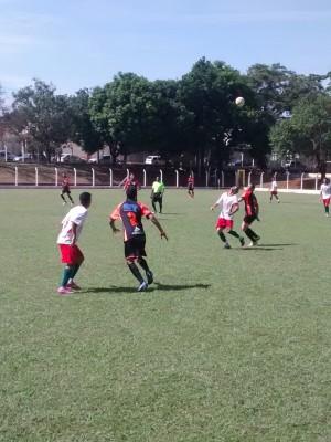 1ª Divisão - Lance Juventude x Ipiranga