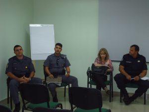 reunião segurança Acimg
